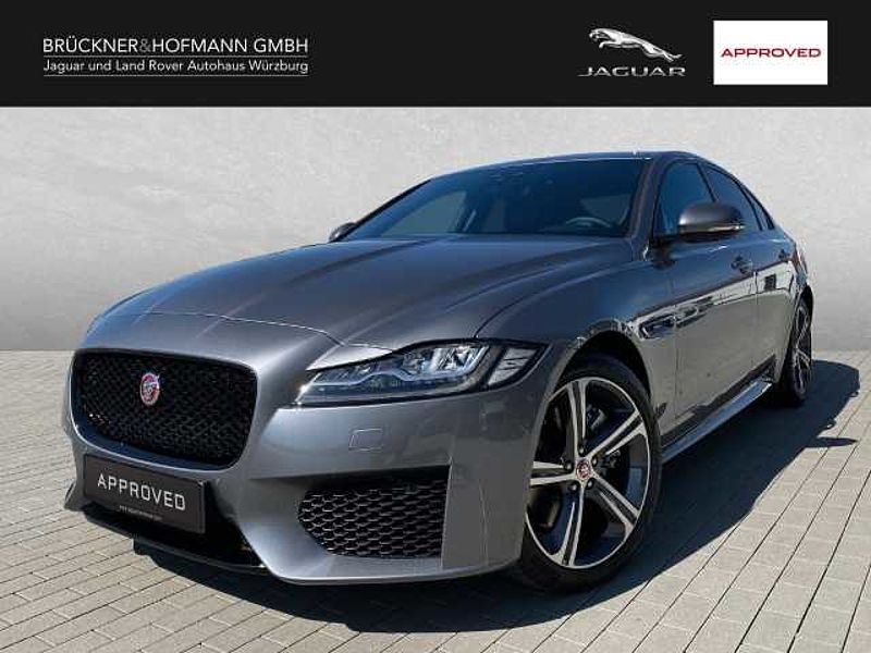 Jaguar XF 20d Aut. Chequered Flag